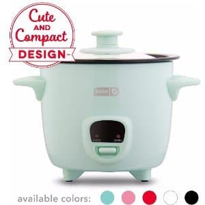 dash mini rice cooker and steamer 2020