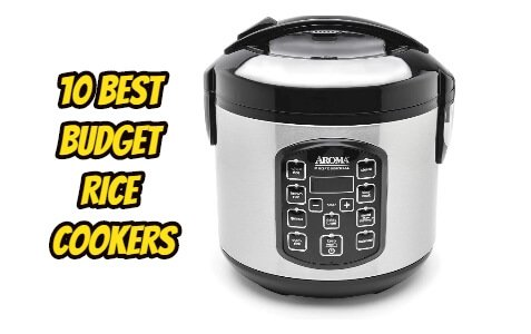 10 Best Budget Rice Cookers