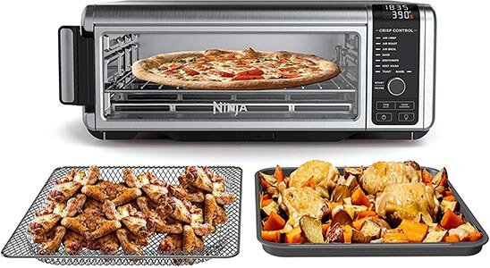 Ninja Foodi SP101 Air Fryer and Toaster Oven